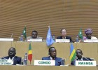 Líderes africanos firman un acuerdo de paz para el Congo