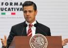 """Directo: Peña Nieto sobre Gordillo: """"El proceso es estrictamente legal"""""""