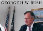 Bush padre revela los desvelos por su hijo cuando éste era presidente