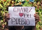 Los 'monos' de Chávez