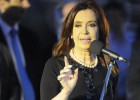 """Kirchner califica de """"parodia de okupas"""" al referéndum de Malvinas"""