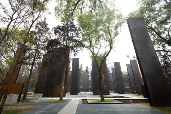 El Gobierno de México sopesa qué hacer con el Memorial a las Víctimas