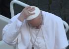 Menor asistencia de la prevista a la misa de inicio del papado