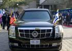 El coche de Obama inutilizado en Israel por un problema de repostaje