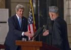 Kerry visita Afganistán por sorpresa