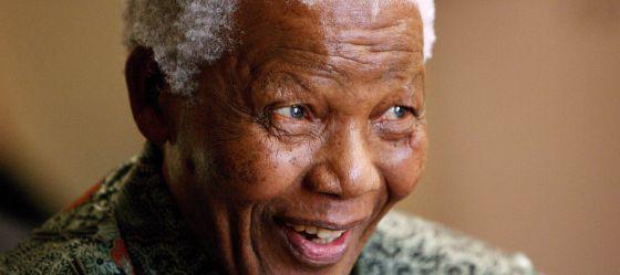 Nelson Mandela, en una foto de 2008.