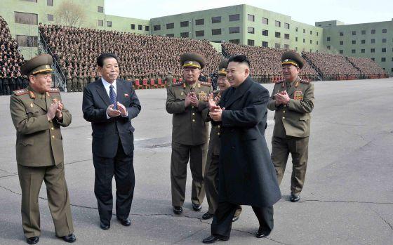 """Moscú pide """"máxima contención"""" a EE UU y a las dos Coreas"""