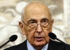 Los partidos italianos ven con recelo el comité de 'sabios' de Napolitano