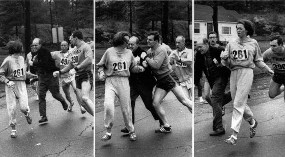 El maratón de Boston, territorio de libertad y desafío