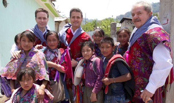 Peña Nieto se ve forzado a suspender el Pacto por México