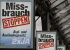 Suiza restringirá los permisos de trabajo a los ciudadanos de la UE