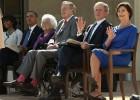 Bush defiende su legado político en la inauguración de su Biblioteca