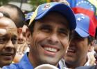 Capriles impugna la victoria electoral de Maduro