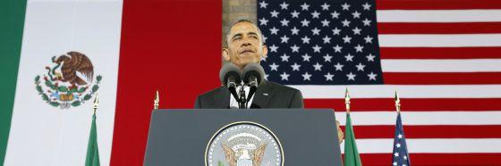 Obama durante su discurso de este viernes
