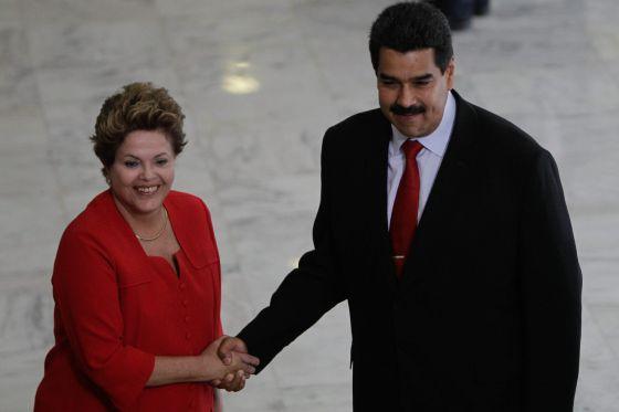 Maduro pide con urgencia alimentos y energía a Argentina, Uruguay y Brasil