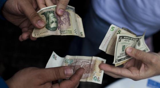 A la caza del dólar Messi