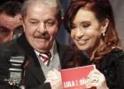 Lula respalda a Cristina Kirchner ante las críticas de la prensa