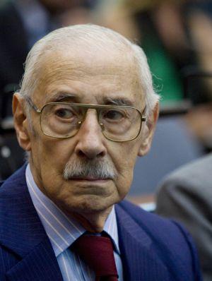 Jorge Rafael Videla el 28 de febrero de 2011