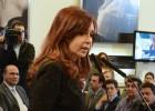 Cristina Kirchner llama a sus militantes a controlar los precios