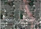 Oklahoma, antes y después de la destrucción del tornado