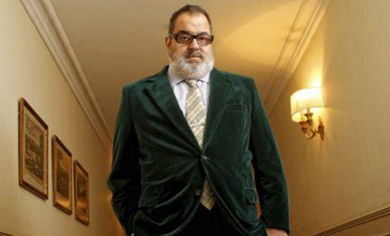Jorge Lanata, en su reciente visita a Madrid.