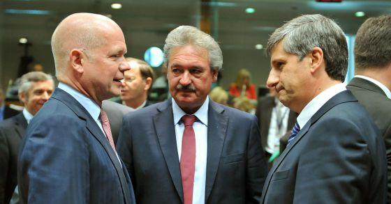 La UE abre la vía para enviar armas a los rebeldes sirios