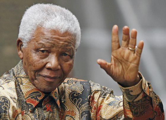 Mandela, en 2007.