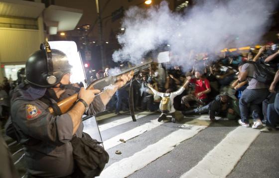 La policía de Brasil mata en 5 años más que la de EE UU en 30