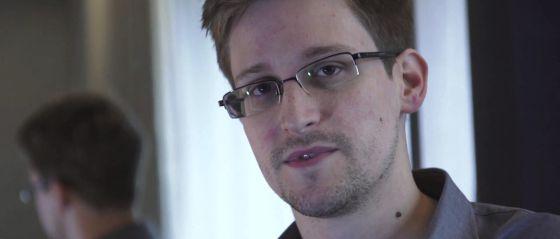 Edward Snowden el filtrador del espionaje en Internet.