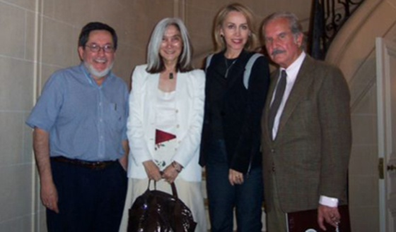 """""""Carlos Fuentes era consciente de que había sido investigado por el FBI"""""""