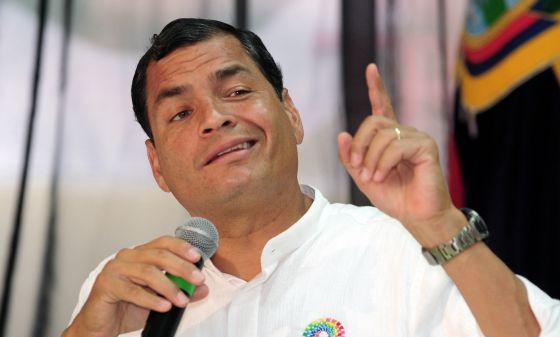 Un órgano de la OEA denuncia la ley de Comunicación de Ecuador