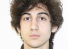 Un policía filtra fotos de la captura de Dzhokhar Tsarnaev