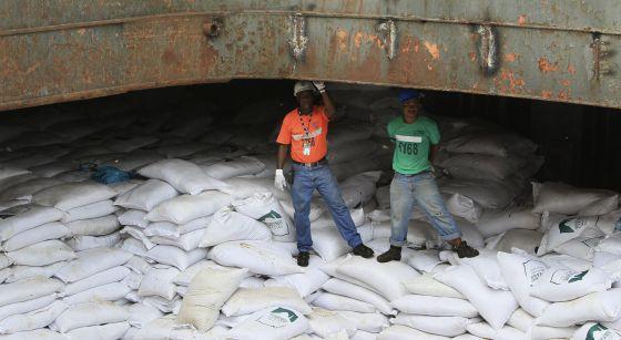 Descubiertas nuevas armas en el buque norcoreano detenido en Panamá