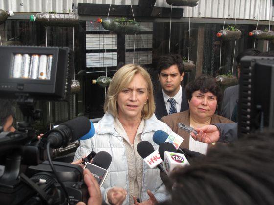 Evelyn Matthei no creo consenso en la derecha chilena