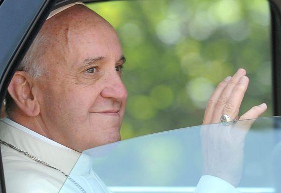 El Papa Francisco, la semana pasada.