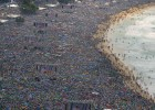 Misa de clausura en Copacabana