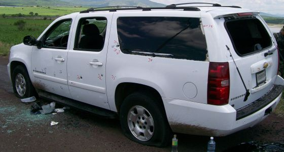 El crimen organizado de Michoacán reta al Gobierno de México
