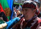 La lucha de los mapuches gana peso