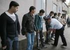 Cacería de 'sin papeles' en Moscú