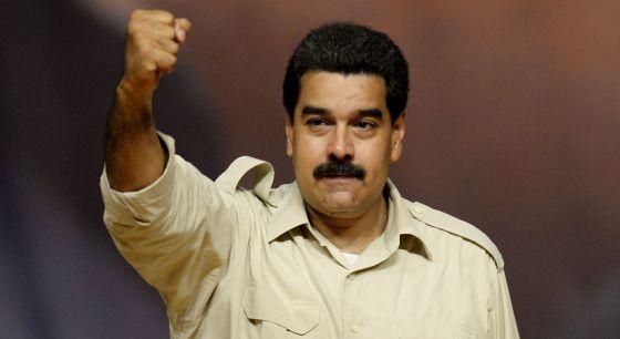 Maduro, en Caracas el pasado 7 de agosto.