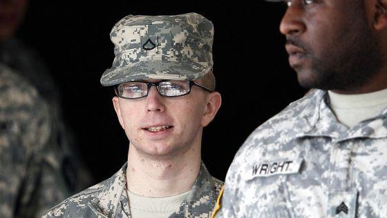 La soldado Manning, en una foto de archivo.