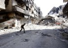La guerra hunde la economía siria