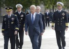 El jefe del Pentágono pide revisar la seguridad de las bases