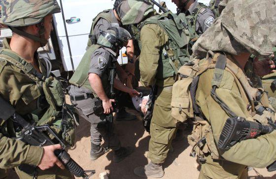 Israel impide a unos diplomáticos europeos entregar ayuda en Cisjordania