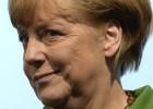Merkel llega con ventaja pero sin una coalición