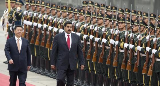 China baraja la oferta de Venezuela para codirigir su economía