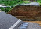 El mayor daño a las infraestructuras desde el sismo del 85
