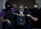 La policía griega detiene al líder y del partido ultra Aurora Dorada