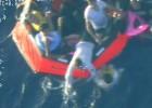 Nueva tragedia al naufragar una barcaza en el Canal de Sicilia