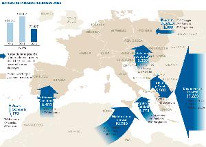 Lampedusa desnuda a Europa